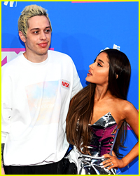 Pete Davidson Steps Out for the First Time Since Ariana Grande Split