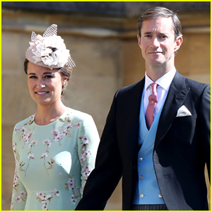 Pippa Middleton Welcomes Baby Boy with Husband James Matthews!
