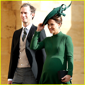 Is Pippa Middleton In Labor? Husband Seen at Hospital with Overnight Bags!