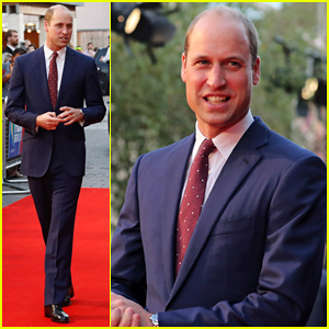 Prince William Supports Peter Jackson at 'They Shall Not Grow Old' London Premiere!