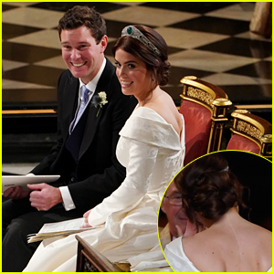 Princess Eugenie Intentionally Shows Her Scoliosis Back Scars With Her Wedding Dress!