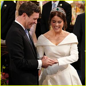 Princess Eugenie & Jack Brooksbank Are Married - See Wedding Photos!