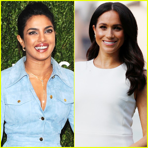 Priyanka Chopra Responds to Friend Meghan Markle's Pregnancy News!