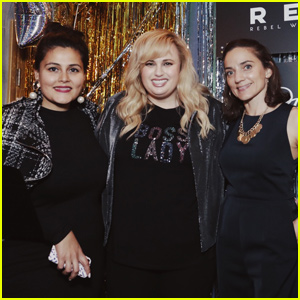 Rebel Wilson Celebrates Her 'Dia & Co' Holiday Collection!