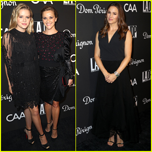 Reese Witherspoon & Daughter Ava Philippe Join Jennifer Garner at L.A. Dance Project Gala 2018