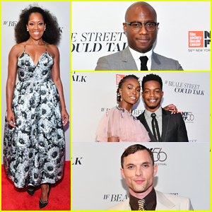 Regina King, Barry Jenkins & More Join 'If Beale Street Could Talk' Cast at NYC Premiere!