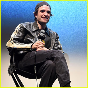 Robert Pattinson Says New Movie 'High Life' Was 'Therapeutic Exercise'