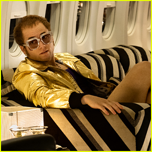 Taron Egerton Sings as Elton John in First 'Rocketman' Teaser - Watch Now!