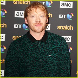 Rupert Grint Celebrates Season Two Premiere of 'Snatch' - Watch Trailer Here!