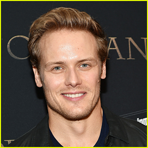Sam Heughan Has a Beach Day with His 'Bloodshot' Co-Stars!