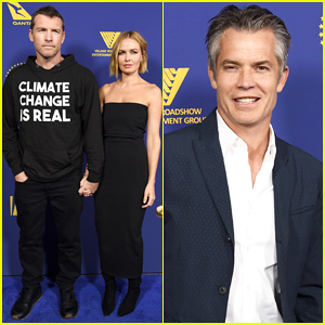 Sam Worthington Makes Statement at Australians in Film Awards 2018!