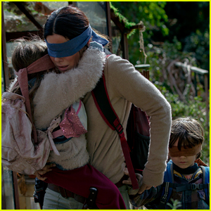 Sandra Bullock & Sarah Paulson Reunite for 'Bird Box' Trailer - Watch Now!