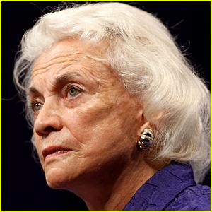 Former Supreme Court Justice Sandra Day O'Connor Announces Probable Alzheimer's Diagnosis