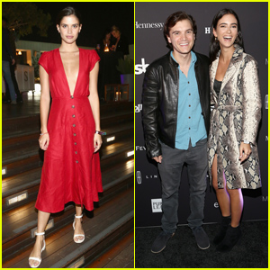 Sara Sampaio & Emile Hirsch Attend Taste Of SBE Grand Dinner in LA!