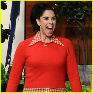 Sarah Silverman Explains How She Connects With 'Unlike-Minded People' - Watch!