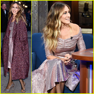 Sarah Jessica Parker Says She 'Loved Flying' in 'Hocus Pocus'!