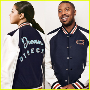 Selena Gomez & Michael B. Jordan Launch Dream It Real Initiative With 'Coach'