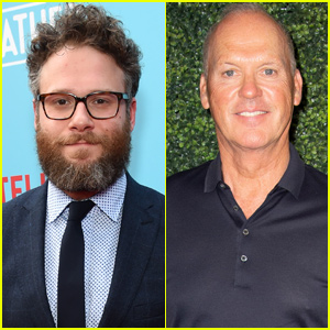 Seth Rogen & Michael Keaton Set to Star in Dark Comedy 'King of the Jungle'