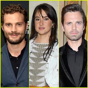 Jamie Dornan, Shailene Woodley & Sebastian Stan to Star in New Drake Doremus Movie!
