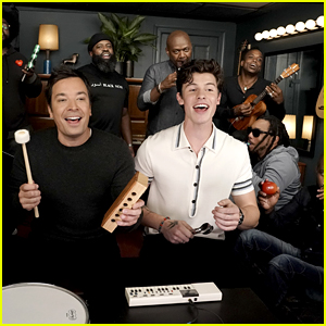 Shawn Mendes Performs 'Treat You Better' With Classroom Instruments - Watch a Preview!