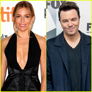 Sienna Miller & Seth MacFarlane Join Cast of Upcoming Roger Ailes Series!