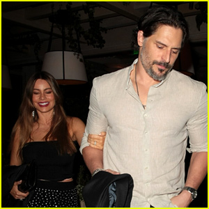 Sofia Vergara & Joe Manganiello Have a Romantic Date Night