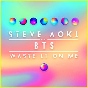 Steve Aoki & BTS' 'Waste It On Me' Stream, Lyrics & Download