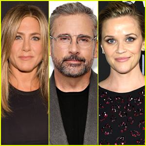 Steve Carell Joins Jennifer Aniston & Reese Witherspoon's Morning Show Drama