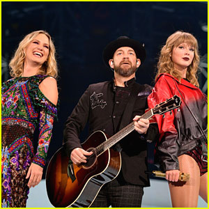 Sugarland Joins Taylor Swift For First Live Performance of 'Babe' at Final US 'reputation Tour' Stop