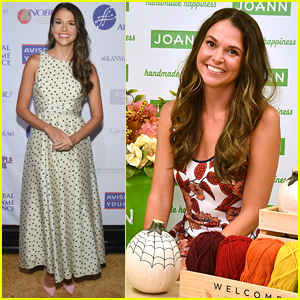 Sutton Foster Steps Out for Global Lyme Alliance Gala in NYC