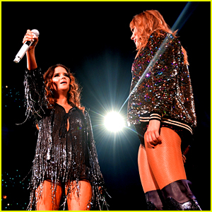 Taylor Swift Welcomes Maren Morris to 'reputation Tour' to Sing 'The Middle'