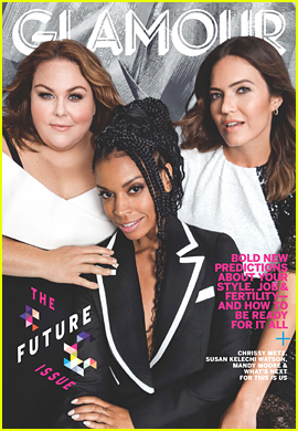 'This Is Us' Stars Cover 'Glamour' November 2018