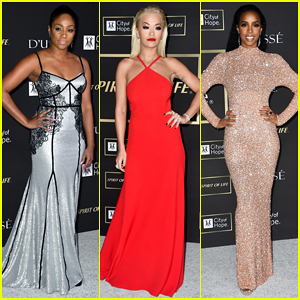 Tiffany Haddish, Rita Ora & Kelly Rowland Step Out for City of Hope's Spirit of Life Gala 2018!