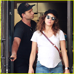Pregnant Troian Bellisario Spotted Running Errands with Husband Patrick J. Adams