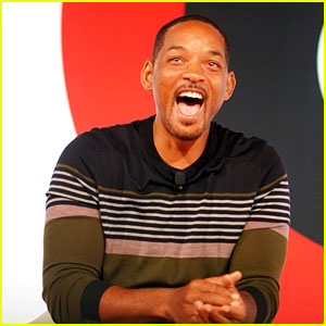 Will Smith Reflects on His Helicopter Bungee Jump, 'Aladdin,' & More