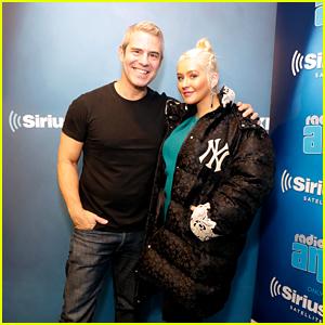 Christina Aguilera Recalls Kiss With Madonna at 2003 MTV VMAs - Watch Now!