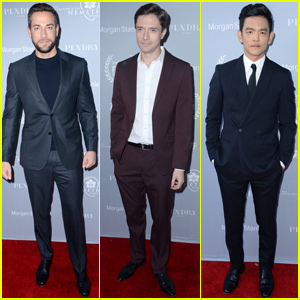Zachary Levi, Topher Grace & John Cho Get Honored at San Diego Film Fest