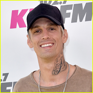 Aaron Carter & Girlfriend Lina Valentina Expecting First Child Together!