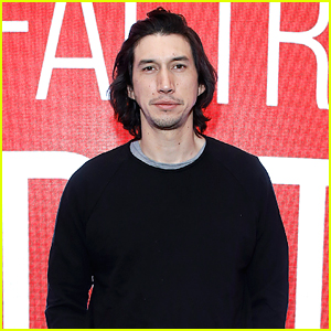 Here's How Adam Driver Responds to Question Asking for 'Star Wars' Spoiler!