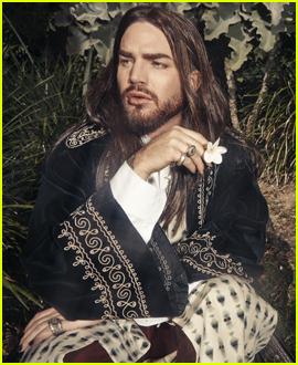 Adam Lambert Shares Some Details on His New Album!