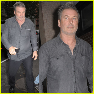 Alec Baldwin Charged With Assault Following Parking Spot Fight
