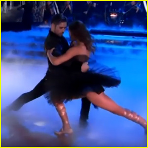 Alexis Ren & Alan Bersten Reprise Argentine Tango For 'Dancing With The Stars' Finale - Watch!