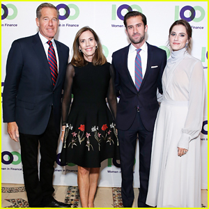 Allison Williams Teams Up with Family for 100 Women In Finance's New York Gala!