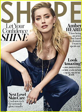 Amber Heard Worked Out for Five Hours a Day to Train for 'Aquaman'