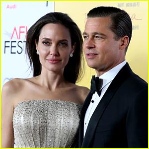 Brad Pitt & Angelina Jolie Reportedly Settling Custody Battle