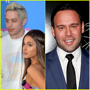 Ariana Grande's Manager Fires Back at Troll Slamming Pete Davidson