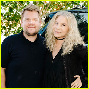 Barbra Streisand Sings in the Car For First Time on 'Carpool Karaoke' with James Corden!