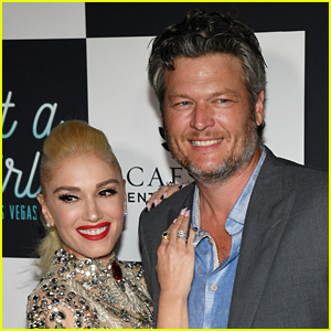 Blake Shelton Gushes About His Girlfriend Gwen Stefani!
