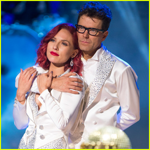 Bobby Bones & Sharna Burgess Get Perfect Score for 'DWTS' Finale Freestyle - Watch!