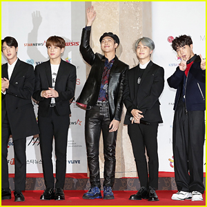 BTS Hits the Red Carpet at Asia Artist Awards 2018!